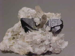 Anatase On Quartz - Norway